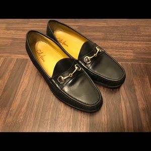 Cole Hann Horse Bit Loafer. 9.5M.